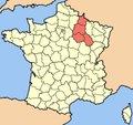 La politique des régions: Champagne-Ardennes