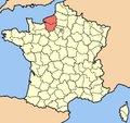 La politique des régions: Haute Normandie