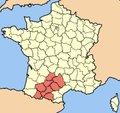 La politique des régions: Midi-Pyrénées