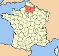La politique des régions: Picardie