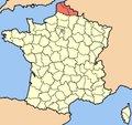 La politique des régions: Nord-Pas-de-Calais