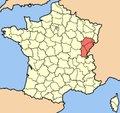 La politique des régions: Franche-Comté