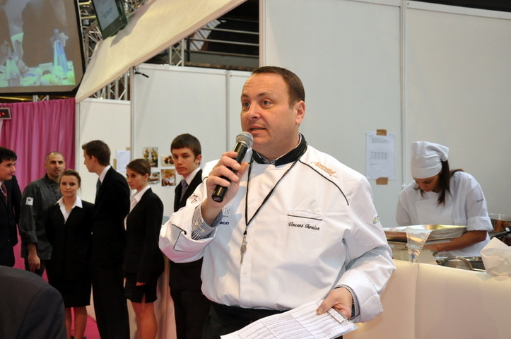 NICE - SALON AGECOTEL 50e GRAND PRIX CULINAIRE INTERNATIONAL AUGUSTE ESCOFFIER