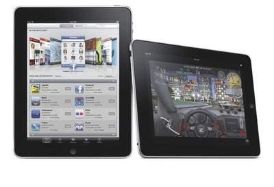 L'iPad arrive!