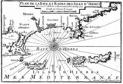 Prospection archéologique subaquatique à Hyères