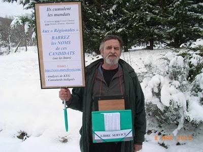 Elections Régionales 2010  - la région Rhône Alpes, auscultée, disséquée, autopsiée !