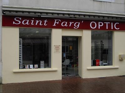 SAINT-FARGEAU (Yonne) : Comment passer du sport au métier d'opticien