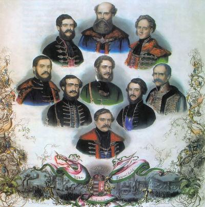 Gouvernement de Lajos Batthyány