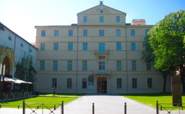 Le musée Fabre. Photo (c) Jean-Marie David. Cliquez ici pour accéder au site officiel