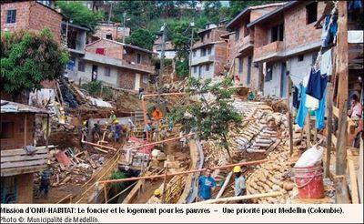 Une des illustrations du rapport. (c) ONU-Habitat