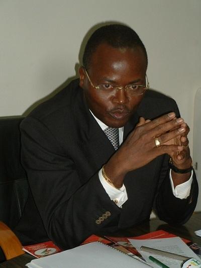 Salif Kaboré Directeur général de la société nationale d'électricité du Burkina et Président du Waap. Photo (c) DR