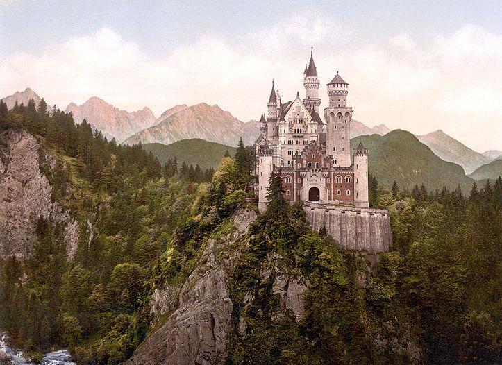 Image du domaine publique, la photographie date du début du XXe siècle