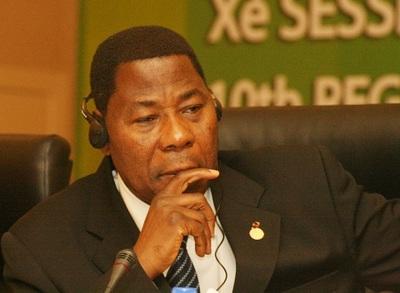 Le président Boni Yayi préoccupé par le climat social tendu et les exigences du FMI. Photo (c) DR