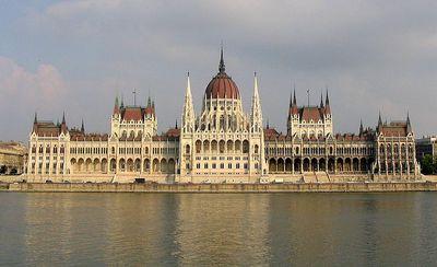 La droite et l'extrême droite hongroises gagnent largement et sans surprise ces législatives (photo Dirk Beyer)