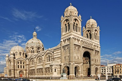 Basilique de Sainte-Marie Majeure, la Major. Photo (c) DR