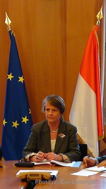 Gudrun Holgersen. Photo (c) Eva Esztergar