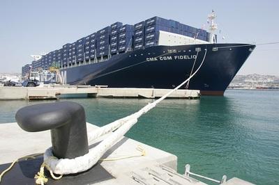 90% du commerce extérieur de l'Afrique se fait par voie maritime. Photo (c) DR
