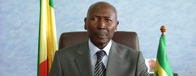 Khouraïchy Thiam, ministre sénégalais de l'économie maritime. Photo (c) DR