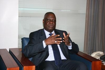 Marcel Gossio, directeur général du port autonome d'Abidjan. Photo courtoisie (c) DR