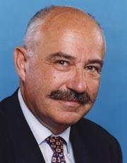 Le ministre des Affaires étrangères désigné, Janos Martonyi (DR)