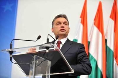 Viktor Orban, le nouvel homme fort de Hongrie (Photo PEE)