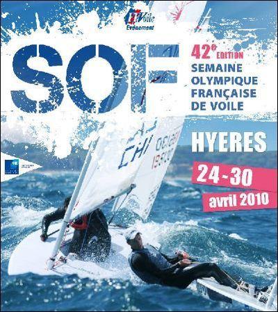 SOF de Hyères : Anne-Claire Le Berre et son équipage réalisent la meilleure opération de la journée en remportant leurs trois matchs