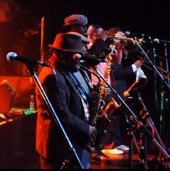 The Skatalites en concert au TLV