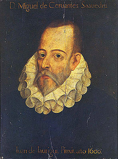 Un possible portrait de Miguel de Cervantes
