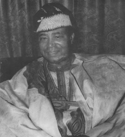 Nicéphore Soglo, maire de Cotonou (DR)