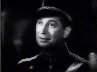 Maurice Chevalier dans La veuve joyeuse d'Ernst Lubitsch en 1934