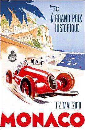 7e GRAND PRIX DE MONACO HISTORIQUE