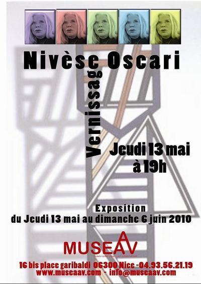 Exposition Nivèse Oscari