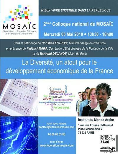 La diversité : un atout pour le développement économique de la France