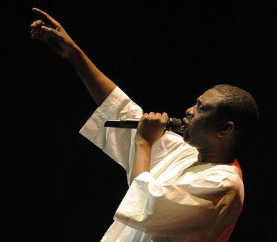 Youssou Ndour (C) Henryk Kotowski