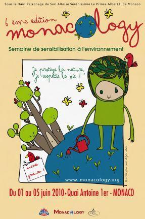 MONACOLOGY 2010 - Tout pour une vie écologique, dès le plus jeune âge