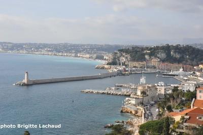 NICOLAS SARKOZY ACCUEILLE LE 25e SOMMET AFRIQUE - FRANCE A NICE