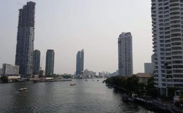 Bangkok. Photo prise par Sarah Barreiros.