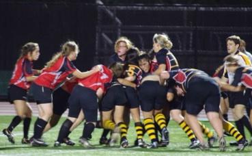 Rugby féminin. Photo (c) The Fleuette-deGuzman Alliance