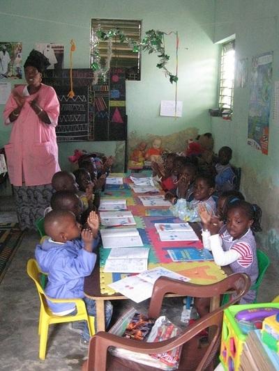 Jardin d''enfants Keur Mame Ameth Diène (C) Elhadji Babacar MBENGUE