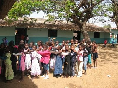 Ecole Sacoura Badiane de Dakar (C) Elhadji Babacar MBENGUE