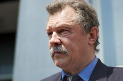 Bertalan Farkas, photo de Rudolf Csiba le 30 avril 2009