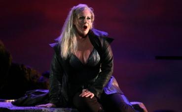 Iréne Theorin dans le rôle de Brünnhilde. Photo courtoisie (c) Karin Cooper