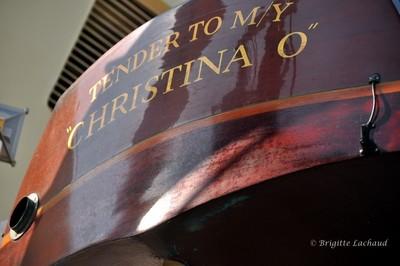 ONASSIS ET LA CALLAS NOUS ONT FAIT REVER A BORD DU MY CHRISTINA O