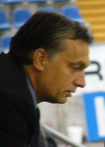 Viktor Orban a su rapidement rétablir la situation au sein de son gouvernement (photo wikipedia commons, pilgab)