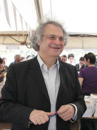 Amin Maalouf à la Comédie du livre de Montpellier, le 23 mai 2009