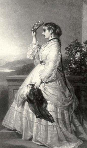 Lady Mary Victoria Hamilton, princesse de Monaco