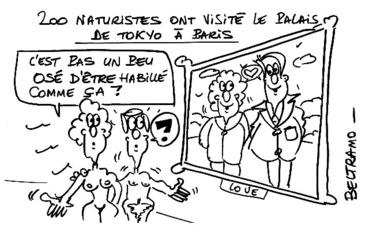 Dessin de presse (c) Jean-Jacques Beltramo