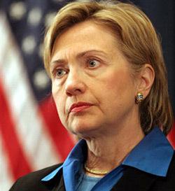 Hillary Clinton en tournée dans le Caucase