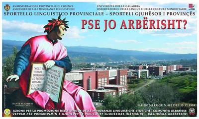 Francesco Altimari : Il faut sauver la langue Arbëresh !