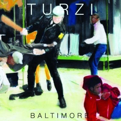 Turzi sort un nouvel EP Baltimore